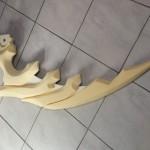 Death Scythe Sculptage 3