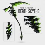 Death Scythe: tuto cosplay