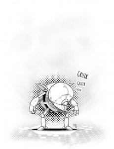 Gruik, personnage non joueur web-série Red Point