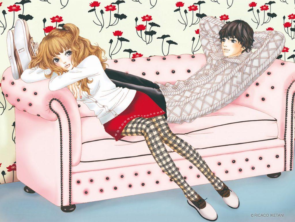six half manga